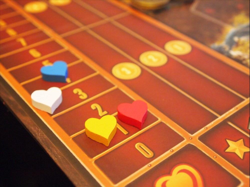 El amor en los tiempos de  juegos de mesa