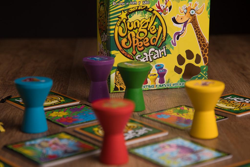Juegos de mesa party games